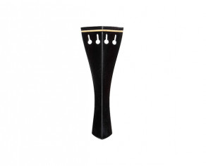 Preciso-Tailpiece-Stained-Ebony-with-Beige-(Boxwood)-fret-NTH-6223.jpg