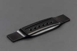 Guitar Replacement Bridge Standard - Ebony